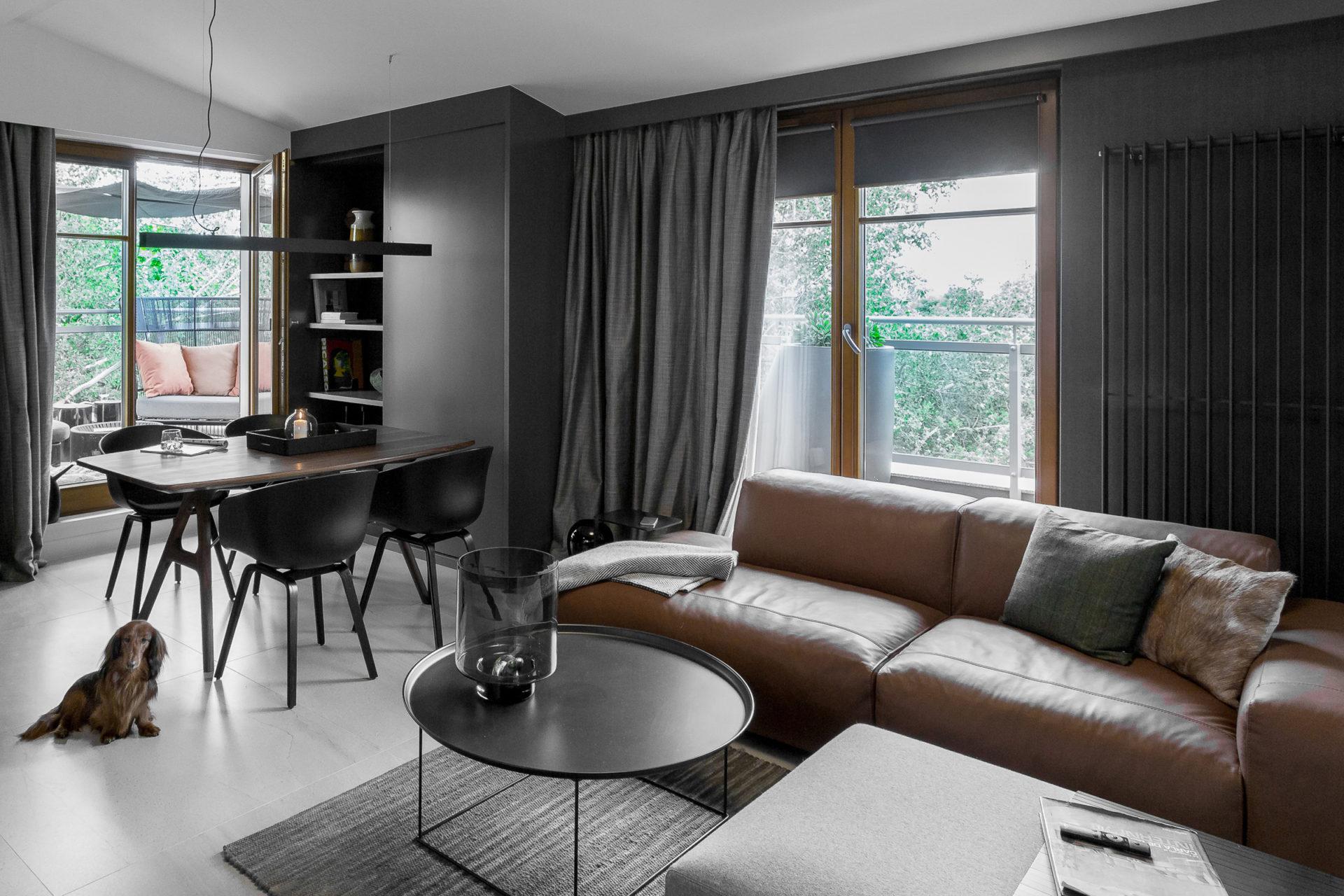 Apartament w Sopocie 2017 - 01